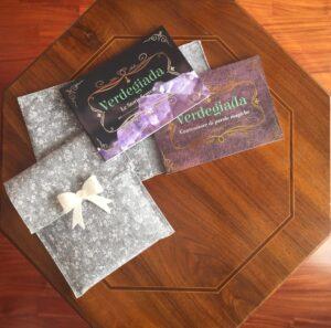Verdegiada 1 e 2 di Maurizia Scaletti con confezione regalo